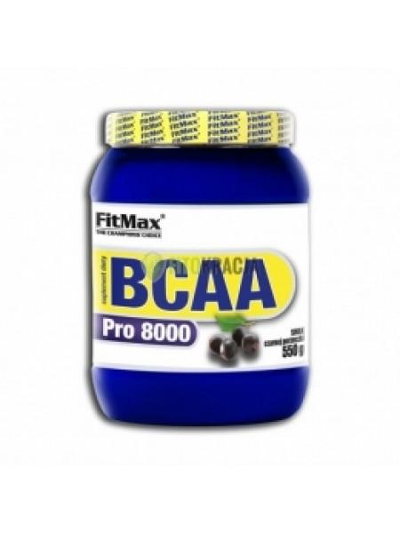 BCAA Pro 8000 (550гр. Черная Смородина)