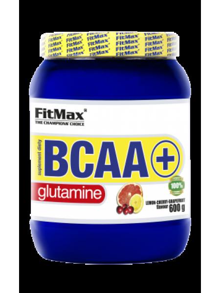 BCAA+ Glutamine (600гр. лимон-грейпфрут)