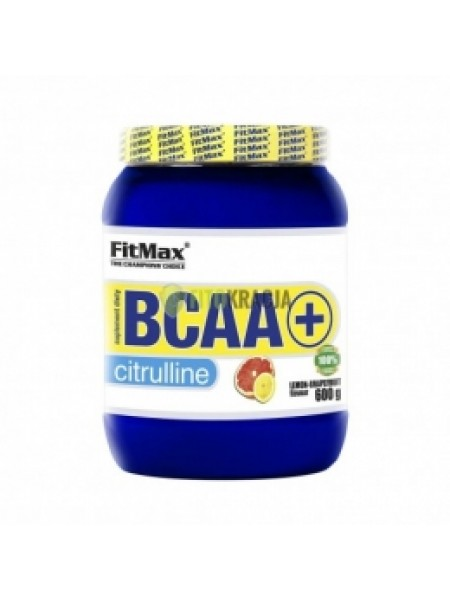 BCAA +Citrulline (600гр, Лимон и грейпфрут)