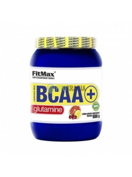 BCAA + Glutaminе (600гр, Лимон, вишня и грейпфрут)