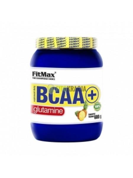 BCAA +Glutamine (600гр, Ананас)