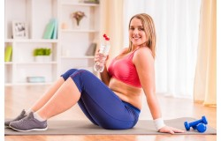 Лишний вес.Как правильно тренироваться?