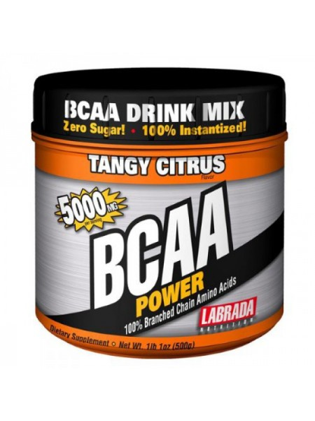 Labrada BCAA Power Drink Mix (500 гр)