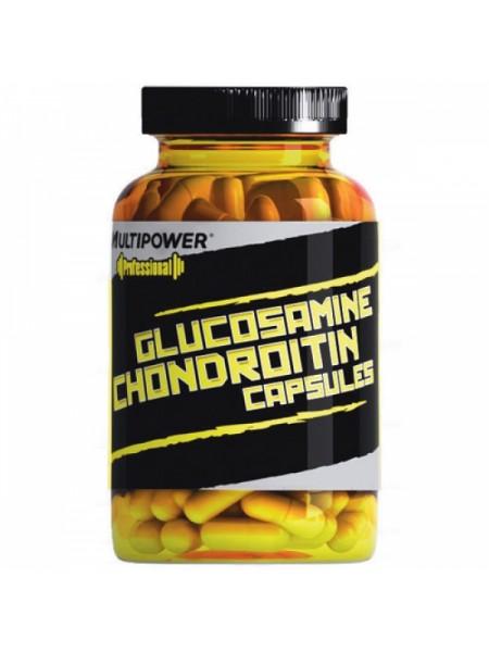 Multipower Glucosamine Chondroitin Capsules (120 капс.)