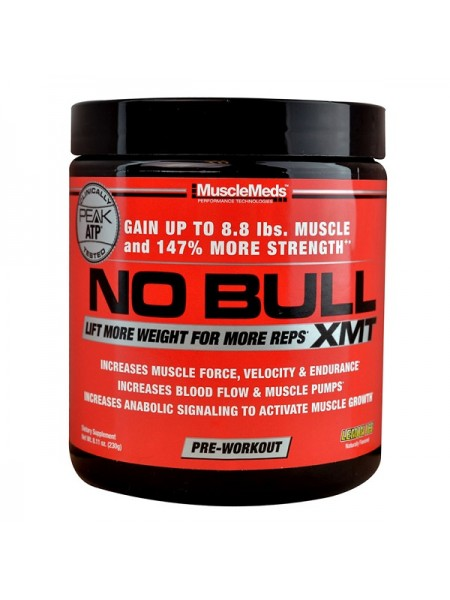 MuscleMeds NO BULL XMT (230 гр.)