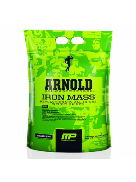 MusclePharm Arnold Series Iron Mass (4540 гр.)