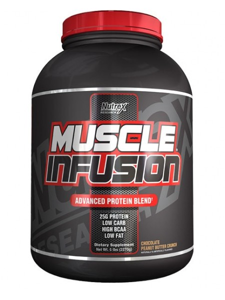Nutrex Research Muscle Infusion Black (2270 гр.)