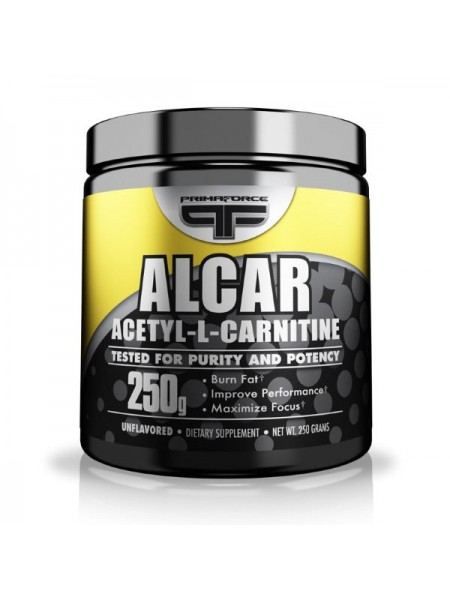 PrimaForce Alcar Acetyl-L-Carnitine Powder (250 гр.)