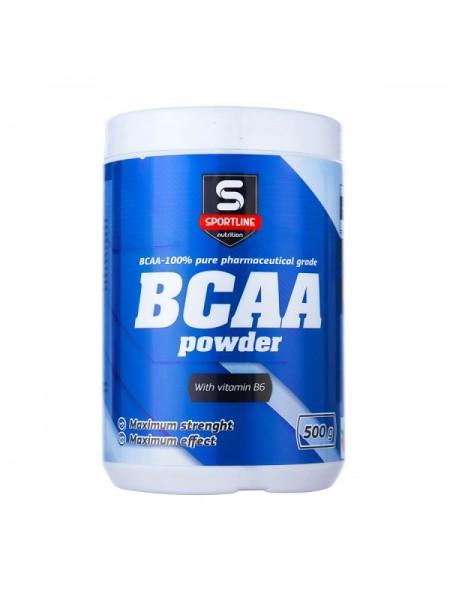 Sportline Nutrition BCAA Powder (500 гр.)
