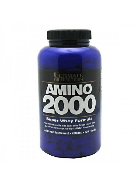 Ultimate Nutrition Amino 2000 (330 таб.)