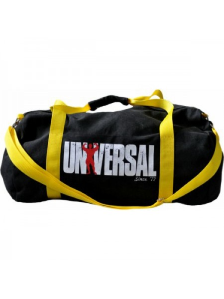 Universal Nutrition Signature Series Vintage Gym Bag
