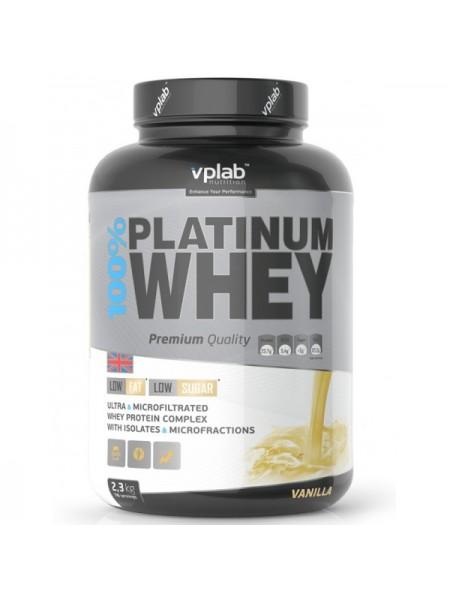 VP Laboratory 100% Platinum Whey (2300 гр.)