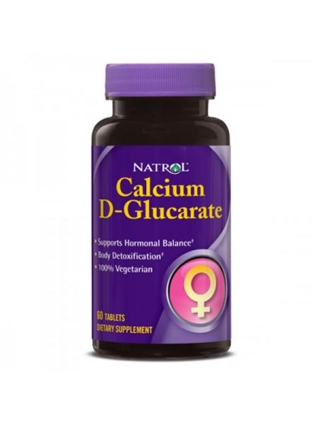Natrol Calcium D-Glucarate 250 мг (60 таб.)