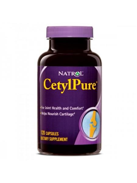 Natrol CetylPure (120 капс.)