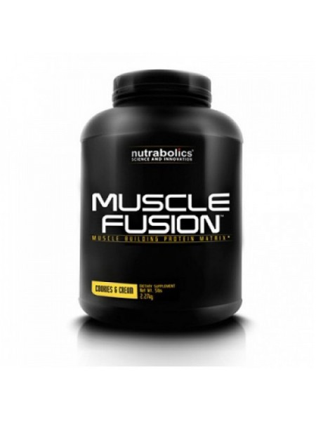 Nutrabolics Muscle Fusion (2270 гр.)