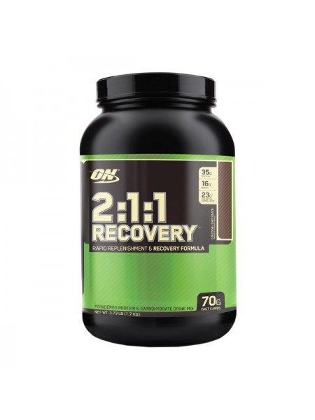 Optimum Nutrition 2:1:1 Recovery (1700 гр.)