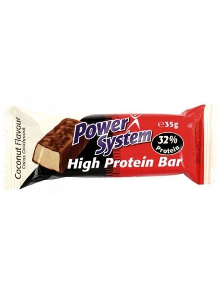 Power System High Protein Bar 35 гр. (24 шт.)