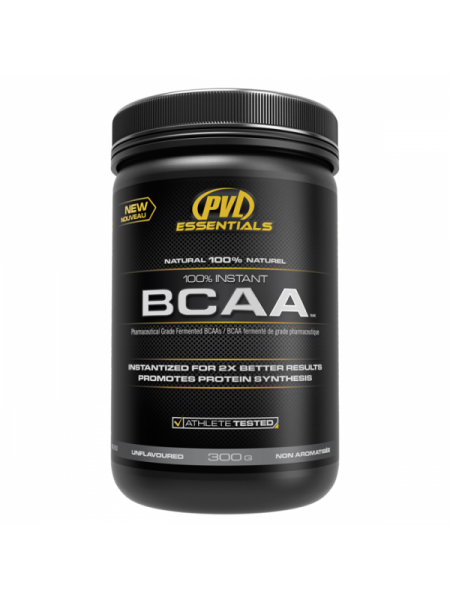 PVL Essentials 100% Instant BCAA (300 гр.)