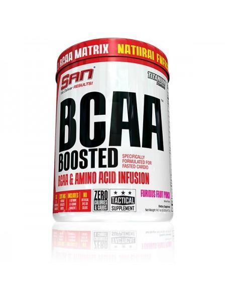 SAN BCAA Boosted - Fasted Cardio (417.6 гр.)