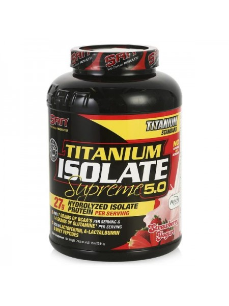 SAN Titanium Isolate Supreme 5.0 (2240 гр.)