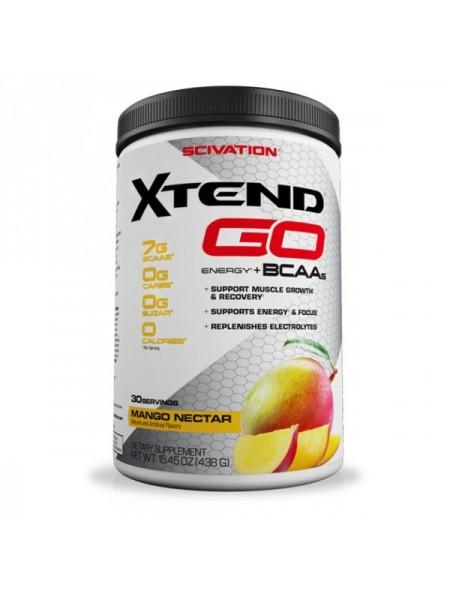 Scivation Xtend GO Energy + BCAAs (438 гр.)