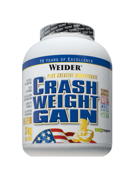 Weider Crash Weight Gain (3 кг)