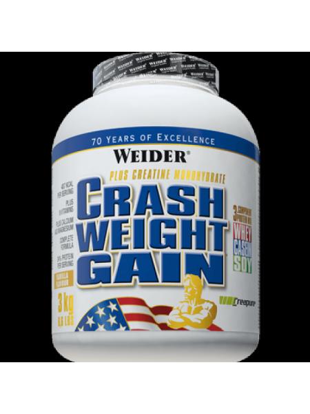 Weider Crash Weight Gain (3 кг)