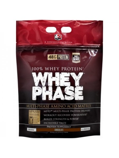 4 Dimension Nutrition Whey Phase (4540 гр.)
