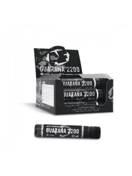 AF Nutrition Guarana 2200 (25 мл x 20 шт.)
