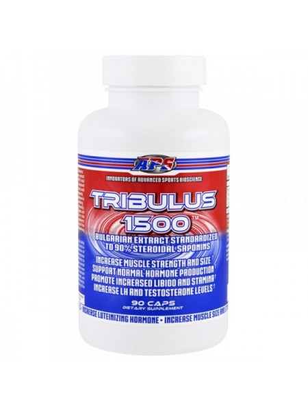 APS Nutrition Tribulus 1500 мг 90% saponins (90 капс.)