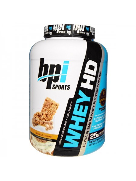BPI Sports Whey HD (2436 гр.)