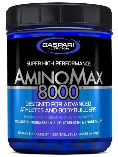 Gaspari AminoMax 8000 (350 таб.)