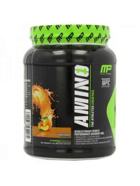 MusclePharm Amino 1 (668 гр.)
