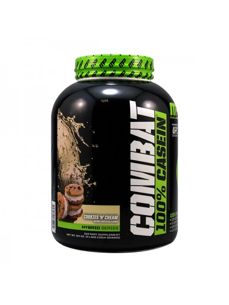 MusclePharm Combat 100% Casein (1814 гр.)