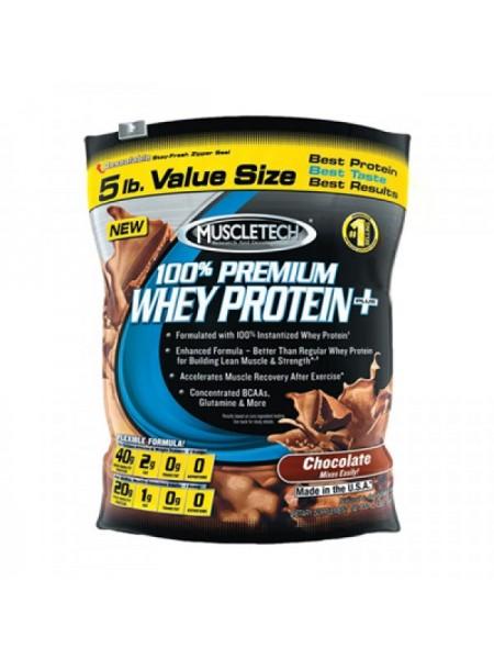 MuscleTech 100% Premium Whey Protein Plus (2270 гр.)
