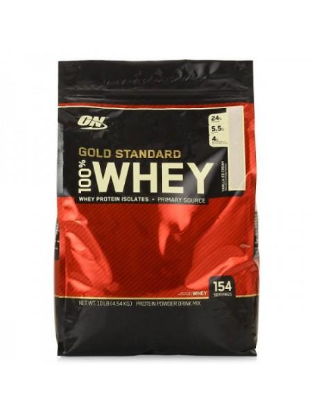 Optimum Nutrition 100% Whey Gold Standard (4540 гр.)