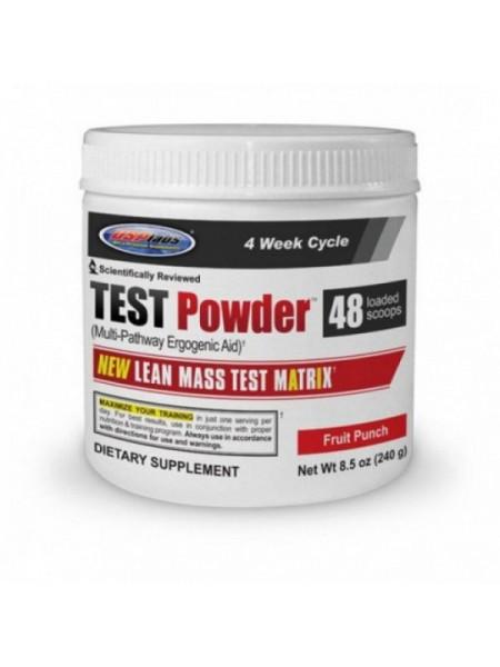 USPLabs Test Powder (240 гр.)