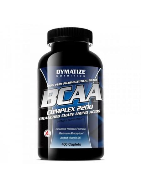 Dymatize BCAA Complex 2200 (400 таб.)