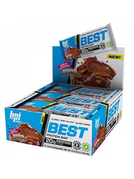 BPI Sports Best Protein Bar 65 гр. (12 шт.)