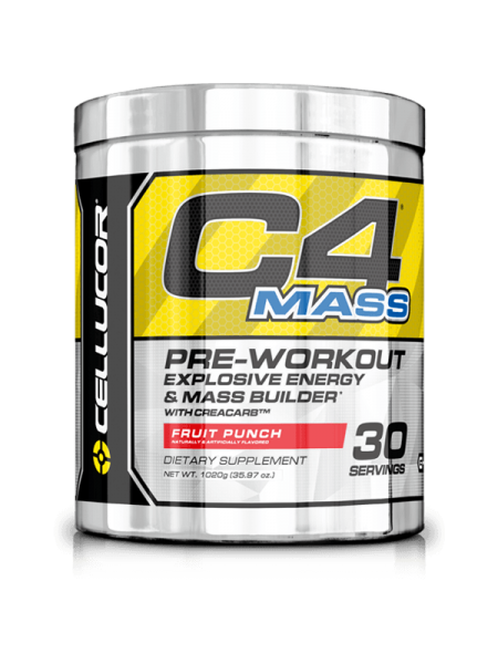 Cellucor C4 Mass (1020 гр.)