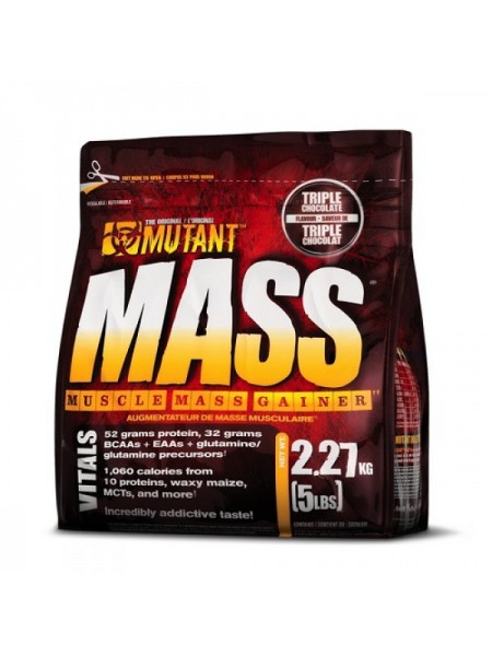 Mutant Mass Muscle Mass Gainer (2270 гр.)