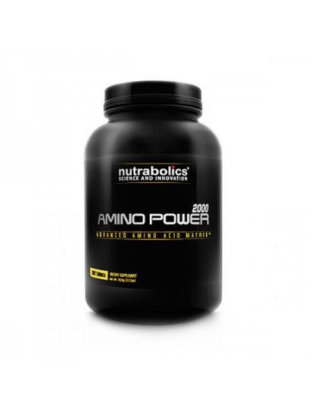 Nutrabolics Amino Power 2000 (325 таб.)
