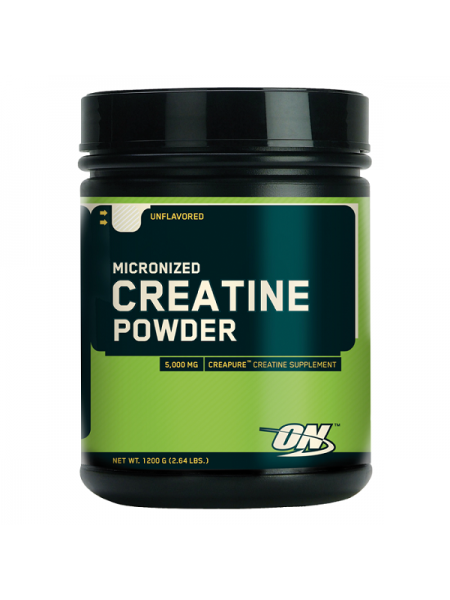 Optimum Nutrition Creatine Powder (1200 гр.)