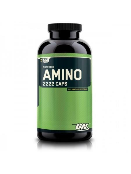 Optimum Nutrition Superior Amino 2222 Softgels (300 капс.)