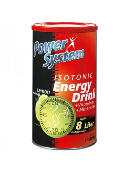 Power System Isotonic Energy Drink (800 гр.)