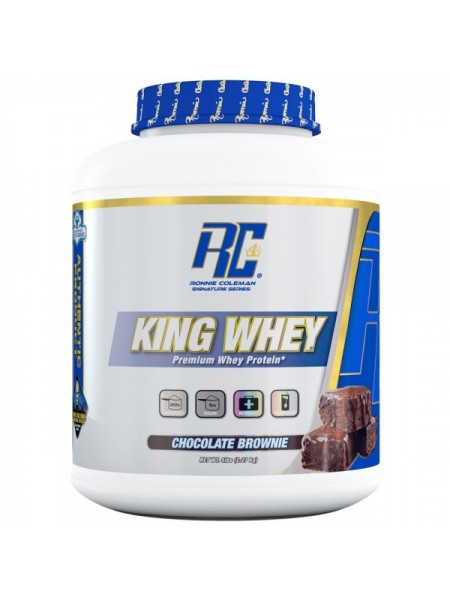 Ronnie Coleman King Whey (2270 гр.)