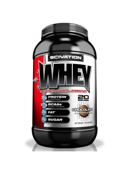 Scivation Whey (840 гр.)