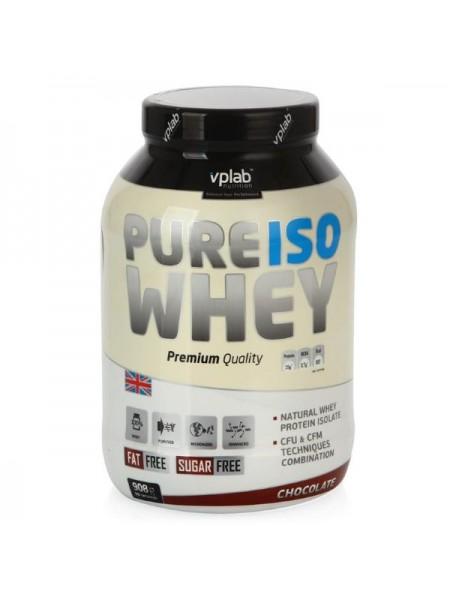 VP Laboratory Pure Iso Whey (908 гр.)