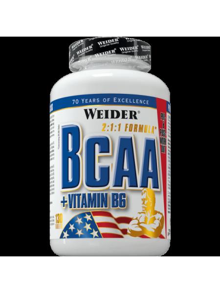 Weider BCAA (130 таб)