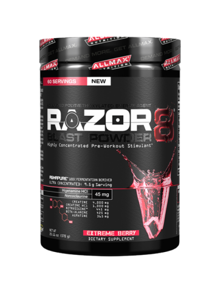 Allmax Nutrition Razor 8 Blast Powder (570 гр.)